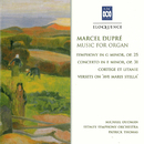 Marcel Dupré: Music For Organ/Sydney Symphony Orchestra, Patrick Thomas, Michael Dudman
