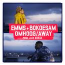 Omhoog/Away/Emms, Bokoesam