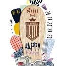 Happy Happy (feat. Los Mendoza)/Nacho