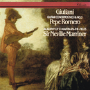Giuliani: Guitar Concertos Nos. 1 & 3/Pepe Romero, Academy of St. Martin in the Fields, Sir Neville Marriner
