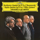 "Beethoven: String Quartet In C, Op.59 No.3 - ""Rasumovsky No. 3"" / Haydn: String Quartet In D Minor, Hob. III:76  (Op.76 No.2 - ""Fifths"") (Live)/Amadeus Quartet"