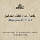 J.S.バッハ:マニフィカト ニ長調 BWV 243/Maria Stader, Hertha Töpper, Ernst Haefliger, Dietrich Fischer-Dieskau, Münchener Bach-Orchester, Karl Richter, Münchener Bach-Chor