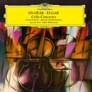 ドヴォルザーク/エルガー:チェロ協奏曲/Pierre Fournier, Berliner Philharmoniker, George Szell, Alfred Wallenstein
