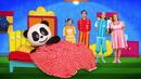 Hora Do Sono/Panda e Os Caricas
