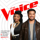 Gravity (The Voice Performance)/Courtney Harrell, Ethan Tucker