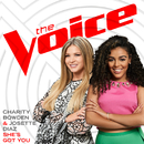 She's Got You (The Voice Performance)/Charity Bowden, Josette Diaz