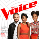 More Than Words (The Voice Performance)/Gabriel Violett, Whitney & Shannon