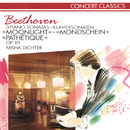 "Beethoven: Piano Sonatas Nos. 8 ""Pathétique"", 14 ""Moonlight"" & 28/Misha Dichter"
