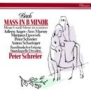 Bach, J.S.: Mass in B Minor/Peter Schreier, Arleen Augér, Ann Murray, Marjana Lipovsek, Anton Scharinger, Rundfunkchor Leipzig, Staatskapelle Dresden