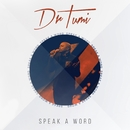 Speak A Word (Live At The Ticketpro Dome)/Dr Tumi