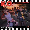 03: Tödlichi Schätz/K.O. - Detektive im Einsatz