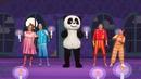 Fantasmas/Panda e Os Caricas