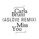 Miss You (Aslove Remix)/Carla Bruni
