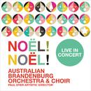 Noël! Noël! Live In Concert/Australian Brandenburg Orchestra, Brandenburg Choir, Paul Dyer