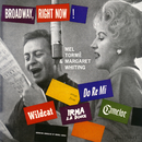 Broadway, Right Now!/Margaret Whiting, Mel Tormé