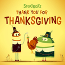 Thank You For Thanksgiving/StoryBots