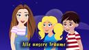 Alle unsere Träume (Lyric Video)/Meine große Freundin Nadja