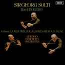 ドビュッシー:牧神の午後への前奏曲、交響詩<海>/ラヴェル:ボレロ/Sir Georg Solti, Chicago Symphony Orchestra