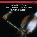 Dvorák: Cello Concerto / Elgar: Cello Concerto/Heinrich Schiff
