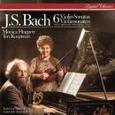 Bach, J.S.: 6 Sonatas for Violin & Harpsichord/Monica Huggett, Ton Koopman