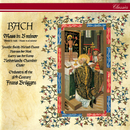 Bach, J.S.: Mass in B Minor/Frans Brüggen, Jennifer Smith, Michael Chance, Nico van der Meel, Harry van der Kamp, Netherlands Chamber Choir, Orchestra Of The 18th Century