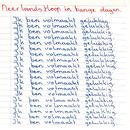 Ik Ben Volmaakt Gelukkig/Neerlands Hoop In Bange Dagen