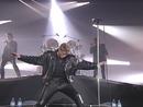 Je ne suis pas un héros (Live)/Johnny Hallyday