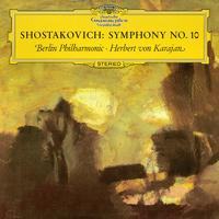 ショスタコーヴィチ:交響曲第10番/Berliner Philharmoniker, Herbert von Karajan