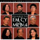 Bate Boca - As Músicas De Tom Jobim & Chico Buarque/MPB4, Quarteto Em Cy