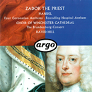 Handel: Four Coronation Anthems; Anthem for the Foundling Hospital/Choir Of Winchester Cathedral, The Brandenburg Consort, David Hill