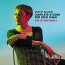 Philip Glass: Complete Études For Solo Piano/Sally Whitwell