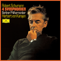 シューマン:交響曲全集/Berliner Philharmoniker, Herbert von Karajan