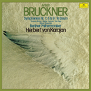 ブルックナー:交響曲第7番~9番、テ・デウム/Herbert Von Karajan