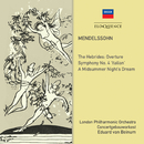 Mendelssohn: Symphony No. 4; Midsummer Night's Dream/Eduard van Beinum