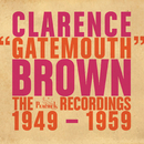 "The Peacock Recordings: 1949-1959/Clarence ""Gatemouth"" Brown"