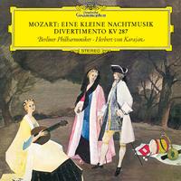 モーツァルト: セレナード第13番<アイネ・クライネ・ナハトムジーク>、他