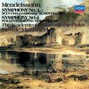 "Mendelssohn: Symphonies Nos. 3 ""Scottish"" & 4 ""Italian""/Sir Neville Marriner, Academy of St. Martin in the Fields"