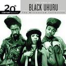 20th Century Masters: The Millennium Collection: The Best Of Black Uhuru/Black Uhuru