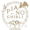 ピアノでジブリ/Studio Ghibli Works Piano Collection/Carl Orrje Piano Ensemble