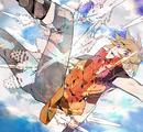 「アクエリオンEVOL」オープニングテーマ 君の神話~アクエリオン第二章/AKINO with bless4