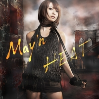 3rd アルバム「HEAT」/May'n