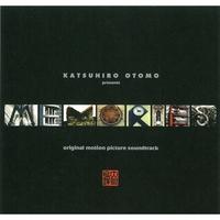 KATSUHIRO OTOMO PRESENTS『MEMORIES』ORIGINAL MOTION PICTURE SOUNDTRACK/VARIOUS