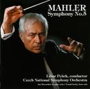 マーラー:交響曲 第5番 嬰ハ短調/リボル・ペシェック 指揮、チェコ・ナショナル交響楽団