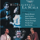 La Scala - Ch 11 - Oro Quant' Oro (Extract)/Highlights from La Scala - NVC Arts (9320)