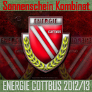 Energie Cottbus 2012/13/Sonnenschein Kombinat