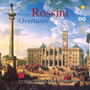 Rossini: Overtures [Arranged for Wind Ensemble]/Consortium Classicum