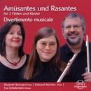 Amüsantes und Rasantes für 2 Flöten und Klavier/Divertimento musicale