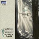 Sibelius: Tapiola, Oceanides, En Saga, Swan of Tuonela/Royal Stockholm Philharmonic Orchestra and Sir Andrew Davis