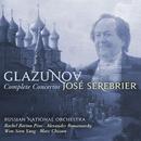 Glazunov : Complete Concertos/José Serebrier