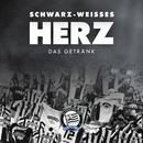 Schwarz-weisses Herz/Das Getränk